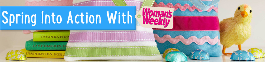 Spring Into Action With Woman's Weekly