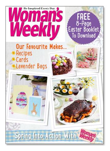 Woman's Weekly Spring Mini Magazine
